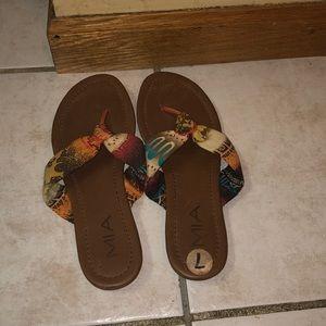 Cute Mya flip-flops